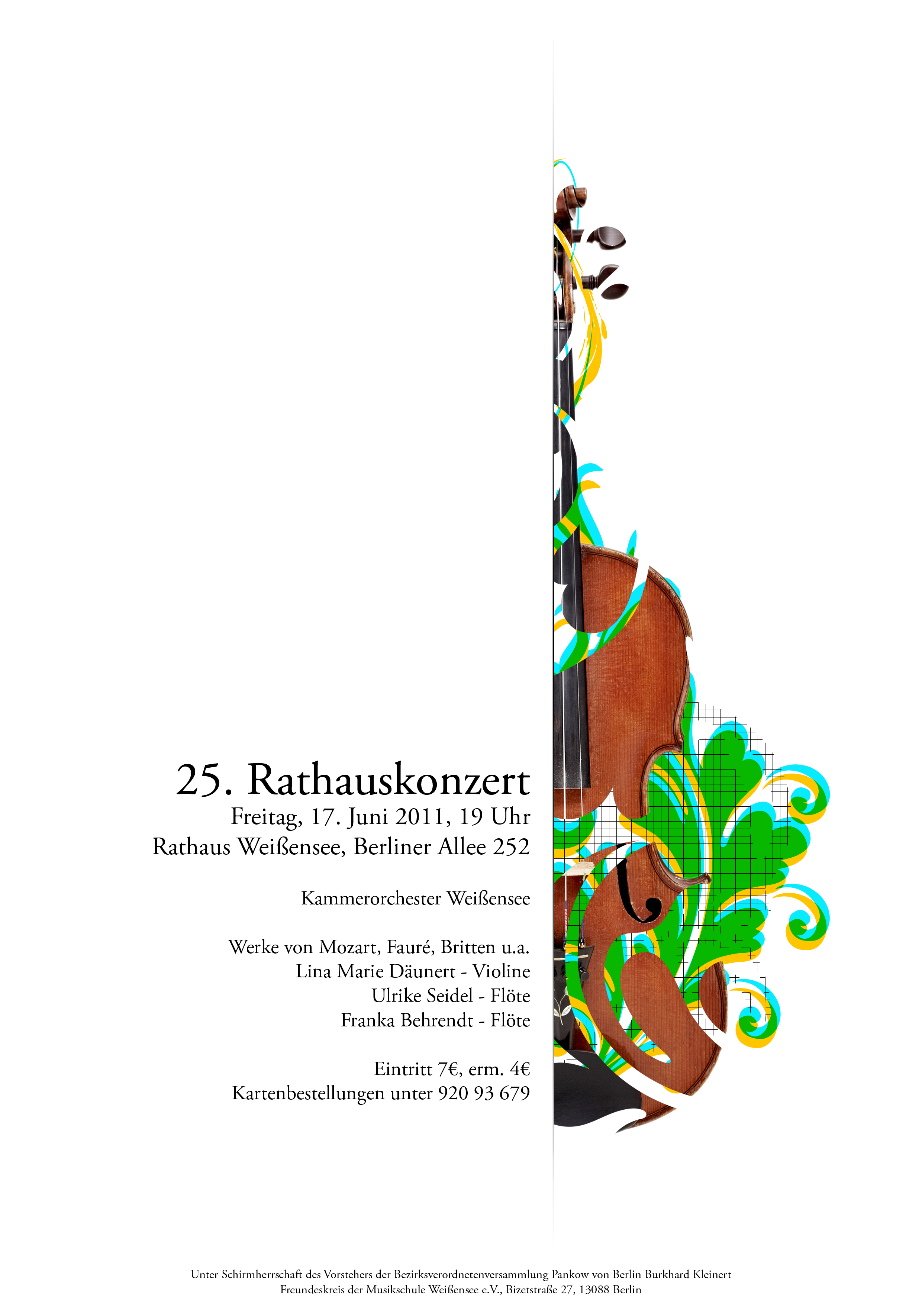 25. Rathauskonzert