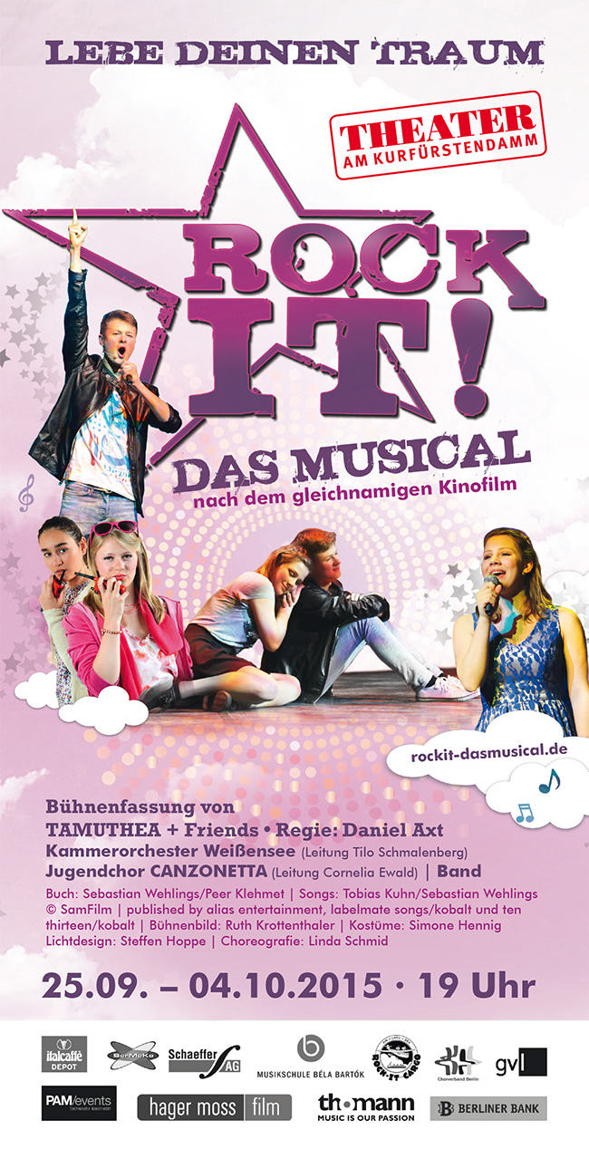 """Rock it"" – Das Musical"