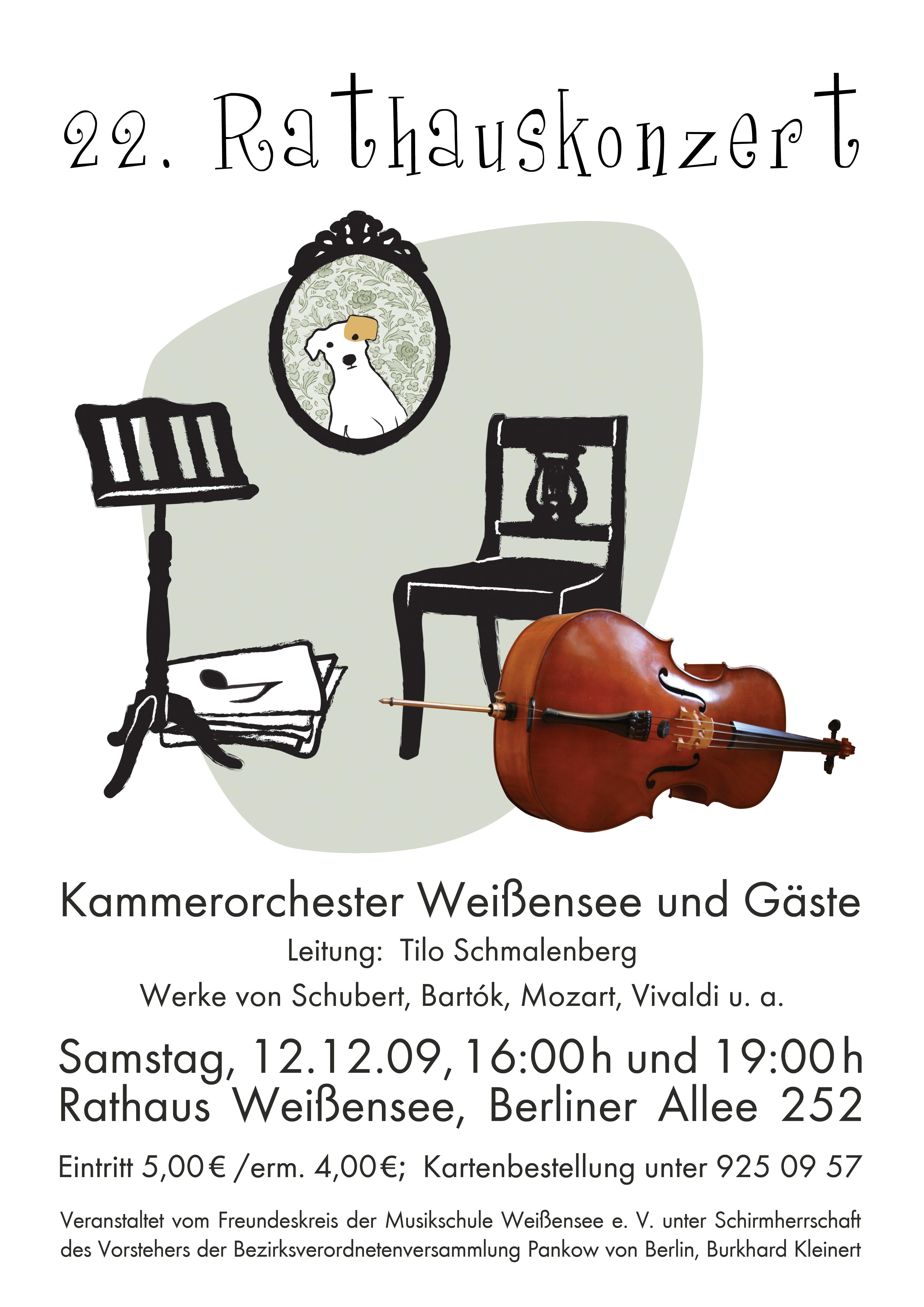 22. Rathauskonzert