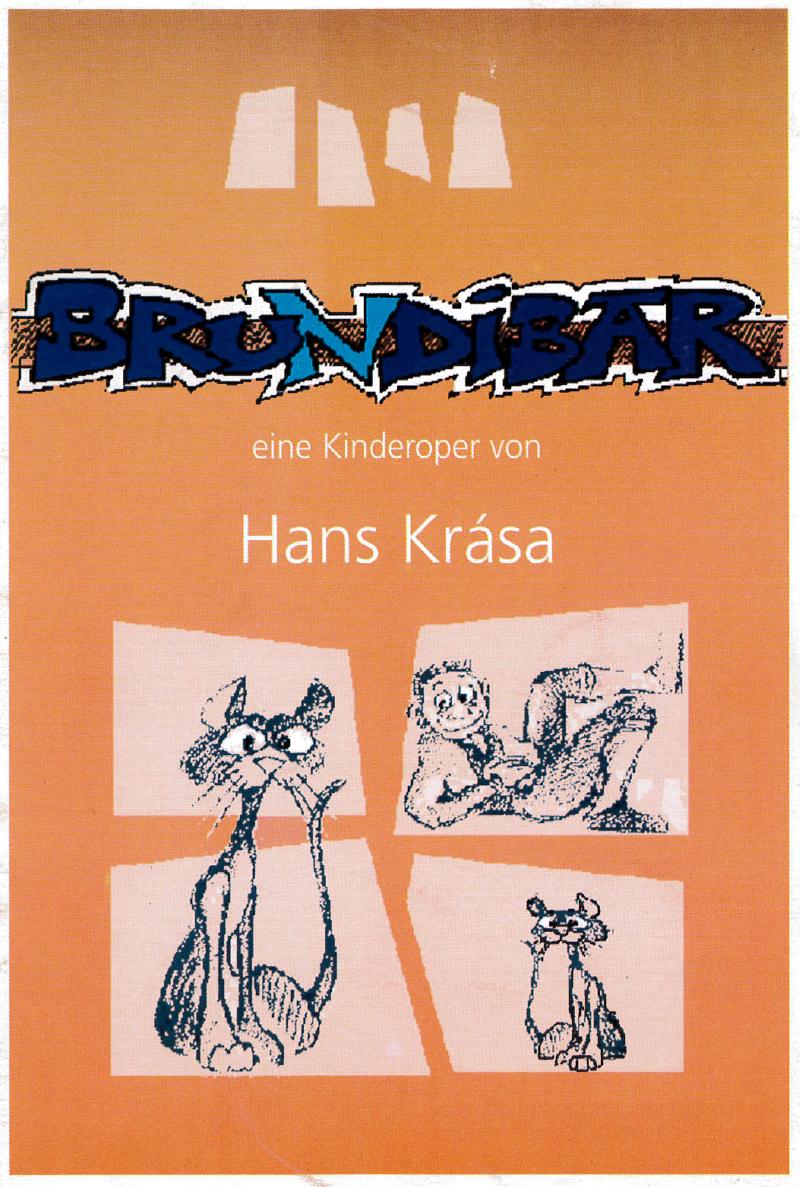 Brundibár – Eine Kinderoper von Hans Krása