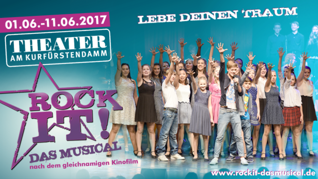 """Rock it"" – Das Musical (Wiederaufführung)"