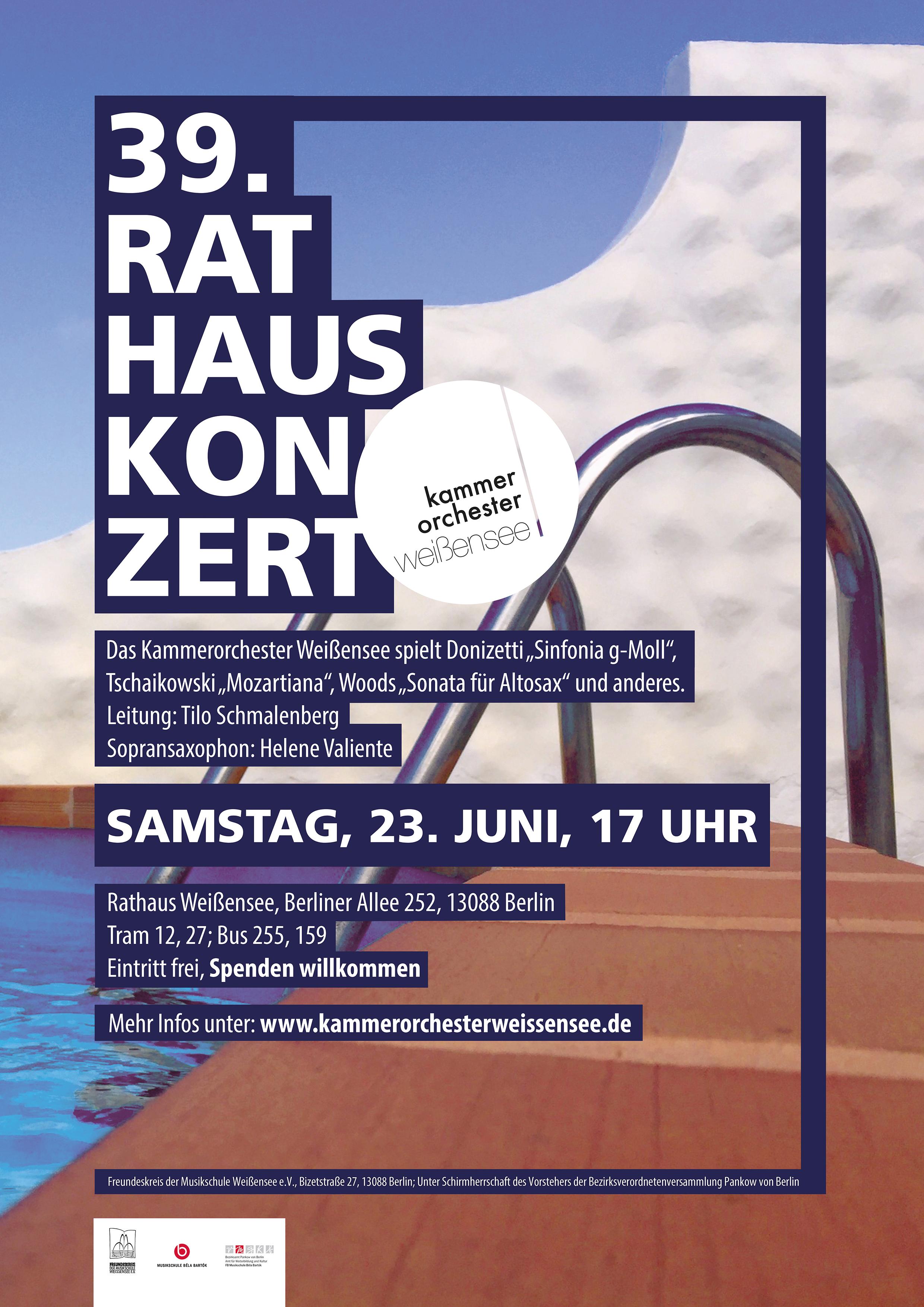 39. Rathauskonzert