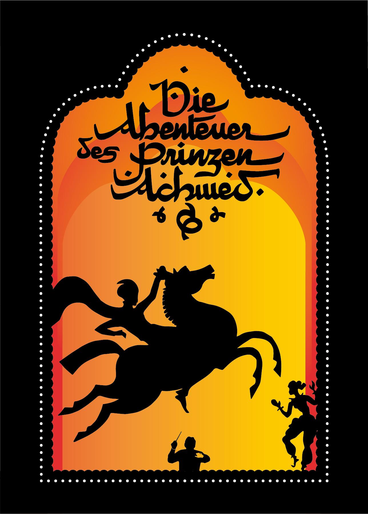 Die Abenteuer des Prinzen Achmed