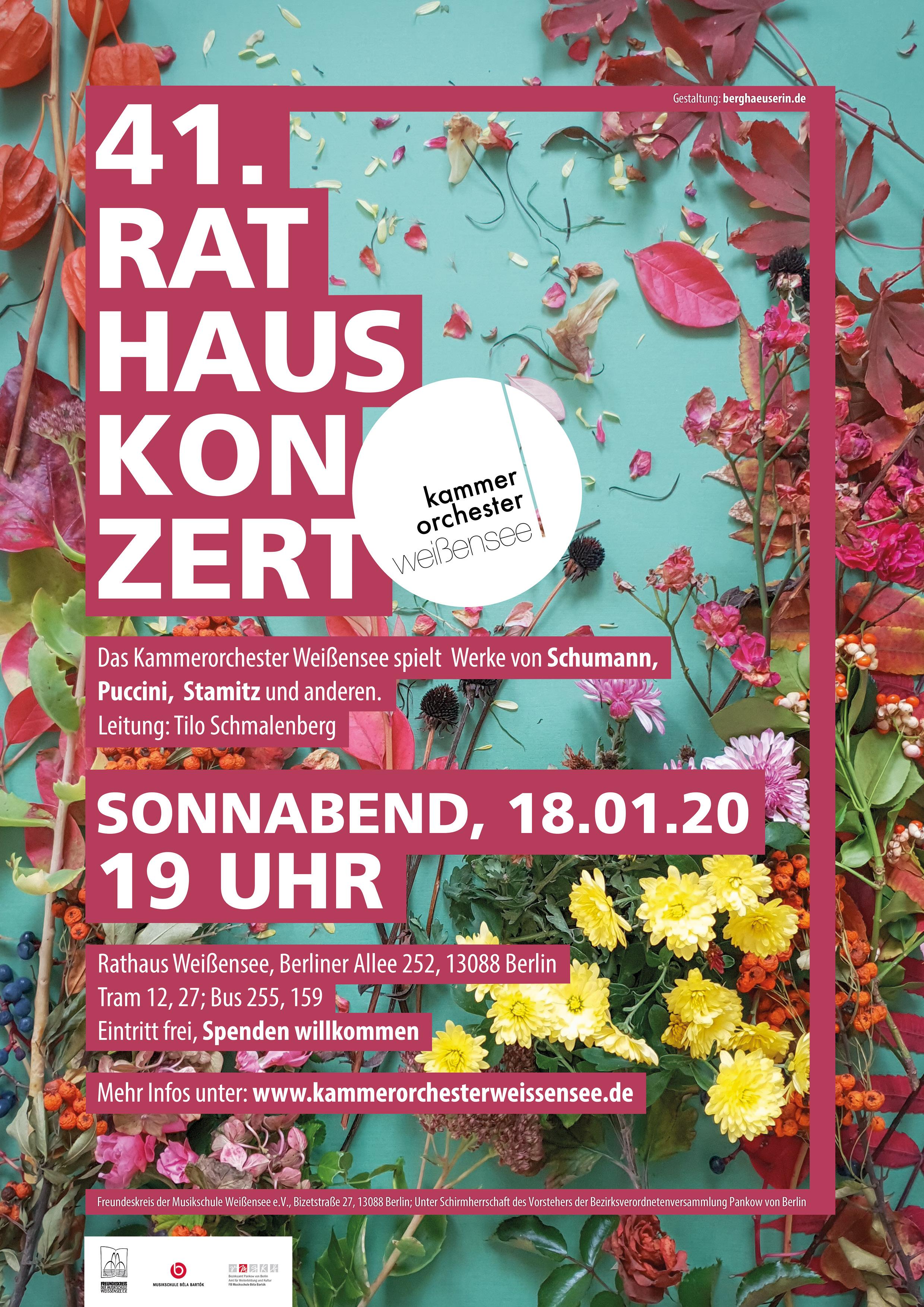 41. Rathauskonzert